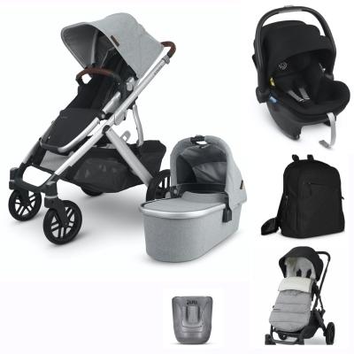 Uppababy Vista v2 3KH Set Premium, Stella (inkl. Versicherung)