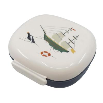 Sebra Lunch Box, Seven Seas