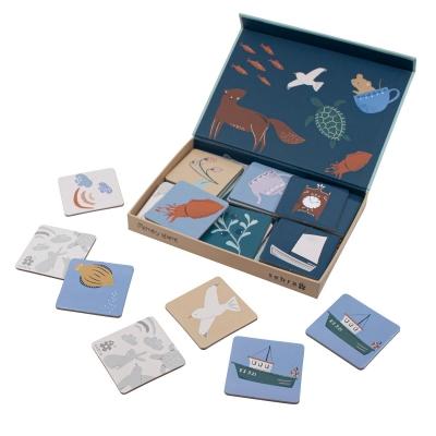 Sebra Memory in der Box, Seven Seas/ Daydream