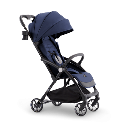 leclerc Magic Fold Plus Reisebuggy, Blau