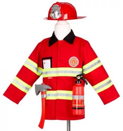 Souza for Kids Feuerwehrmann, 4-7 Jahre