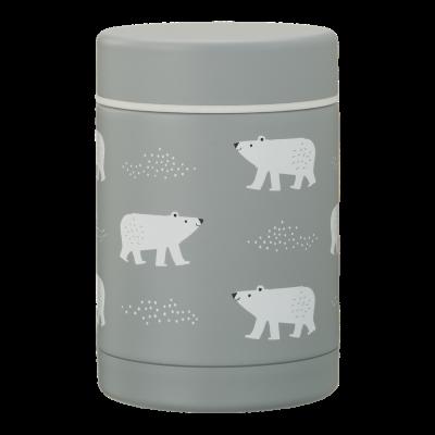 Fresk Thermos Behälter Eisbär