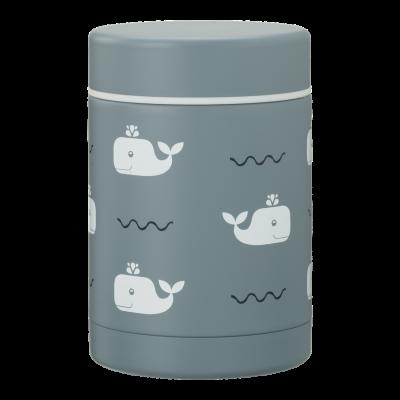 Fresk Thermos Behälter Wal