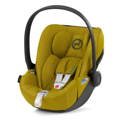 Cybex CLOUD Z I-SIZE PLUS Mustard Yellow | yellow