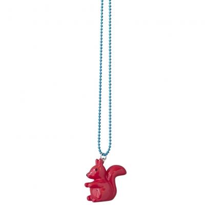 Global Affair Halskette, Eichhörnchen