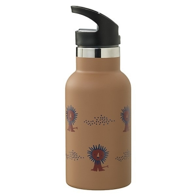Fresk nordische Thermosflasche, 350 ml Löwe