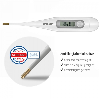 reer ClassicTemp Digitales Fieberthermometer