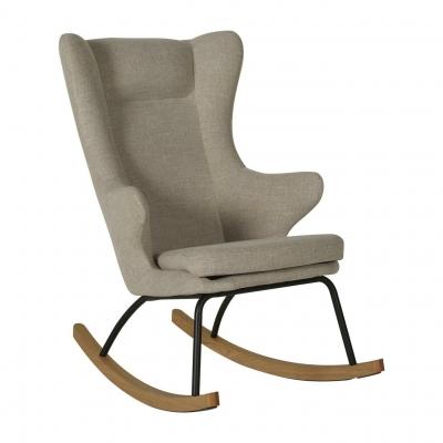 Quax Still-Sessel Schaukelstuhl, Clay