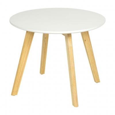 Quax runder Kindertisch, weiss