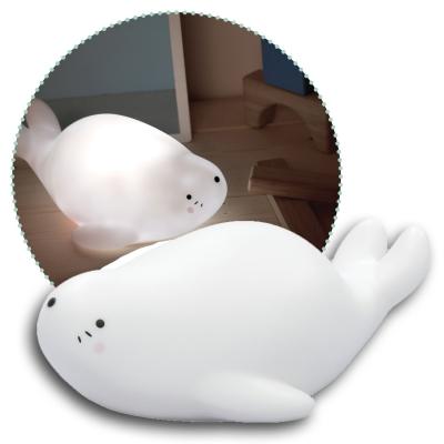 Reer lumilu Lazy Friends Nachtlicht, Seal