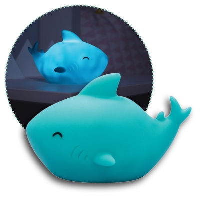 Reer lumilu Sea Life Nachtlicht, Shark