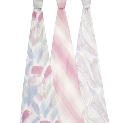 Aden Anais Silky Soft Swaddles 3er-Pack, Florentine
