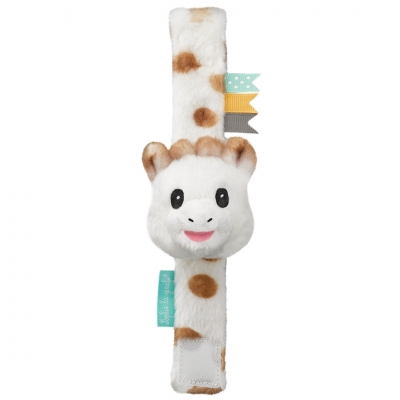 Sophie la girafe Baby-Armbandrassel / Handgelenkrassel