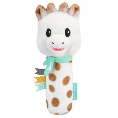 Sophie la girafe Baby-Stabrassel Greifling mit Quietsche