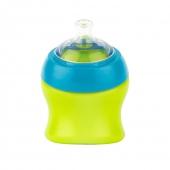 Boon Swig Spout, grün & blau