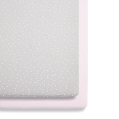 Snüz Fixleintuch für SnüzPod, Rose Spots