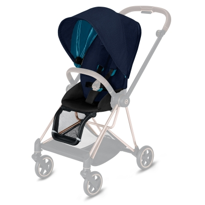 Cybex Mios Sitzpaket, Midnight Blue Plus