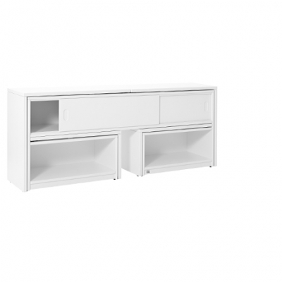 Lifetime Kidsrooms Regalmodul Play & Store, Weiss lackiert