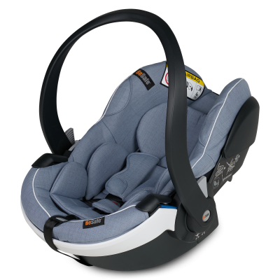 BeSafe iZi Go Modular X1 i-Size Babyschale, Cloud Melange