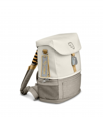 STOKKE JetKids™ by Stokke® Crew Backpack, White Full Moon
