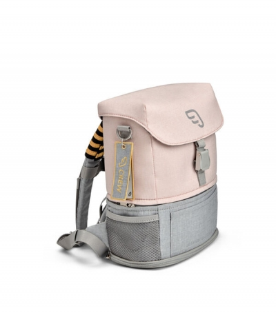 STOKKE JetKids™ by Stokke® Crew Backpack, Pink Lemonade