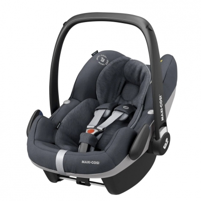 Maxi Cosi Babyschale Pebble Pro i-Size, Essential Graphite