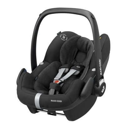 Maxi Cosi Babyschale Pebble Pro i-Size, Essential Black