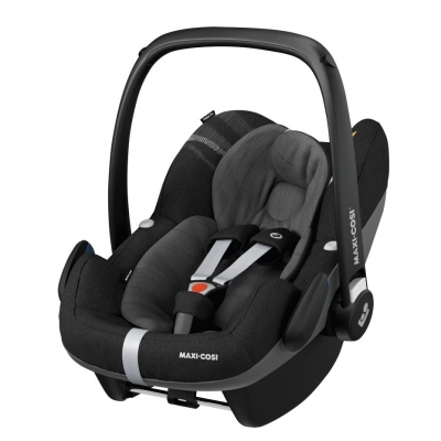 Maxi Cosi Babyschale Pebble Pro i-Size, Frequency Black