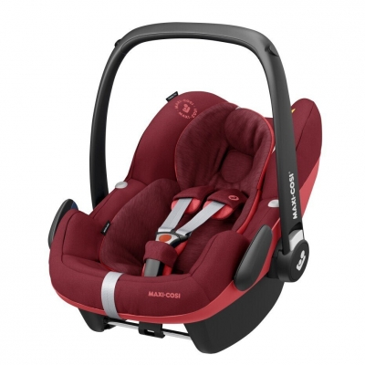 Maxi Cosi Babyschale Pebble Pro i-Size, Essential Red