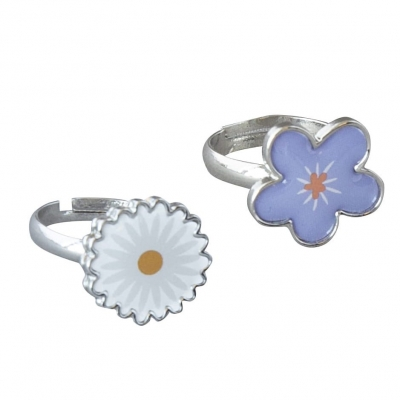 Global Affair Ringe Blumen