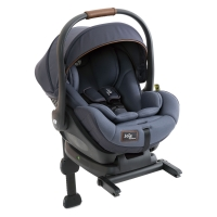 Joie i-Level Signature Series, Granit Bleue (inkl. Isofix-Basis) (Aussteller)