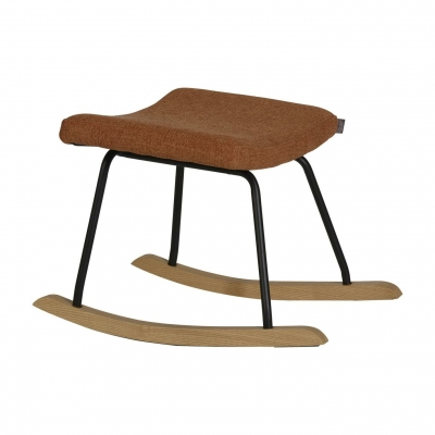 Quax Hocker für Still-Sessel Schaukelstuhl, Terra