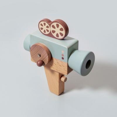 Petit Monkey Spiel-Video Kamera aus Holz