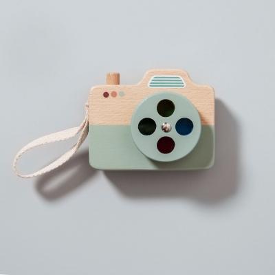 Petit Monkey Spiel-Kamera, blau