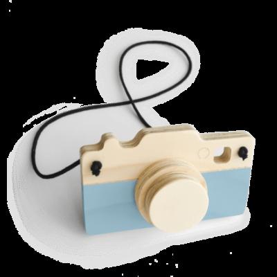 Tresxics Crea Kit DIY Kamera, Blau
