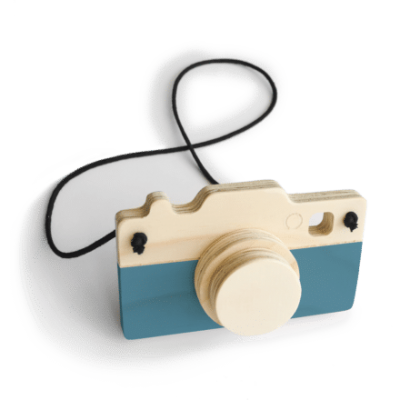 Tresxics Crea Kit DIY Kamera, Petrol