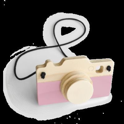 Tresxics Crea Kit DIY Kamera, Pink
