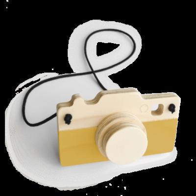 Tresxics Crea Kit DIY Kamera, Gelb