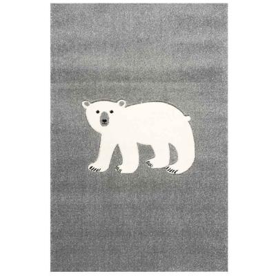 Scandic Living Teppich, Eisbär