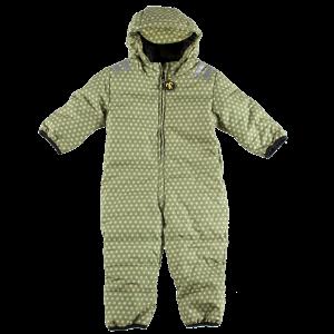 Ducksday Schneeanzug, Funky Green, Grösse 86 (18-24M)