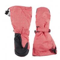Ducksday Handschuhe, Funky Red, Grösse S