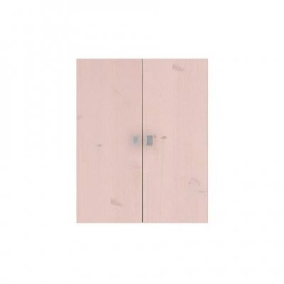 Lifetime Kidsrooms Grosses Türenset für Regal, Pink (23)