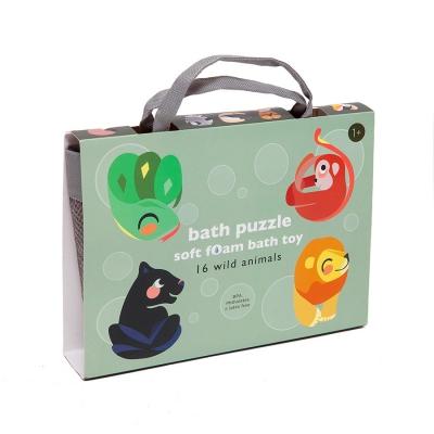 Petit Monkey Badespielzeug, Wild Animals