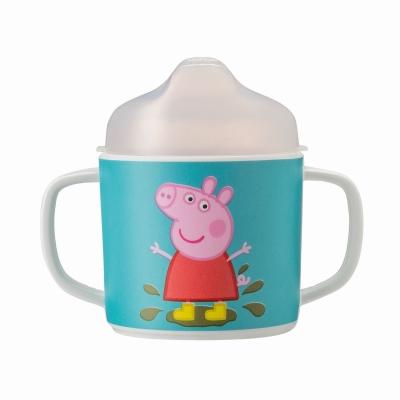 Petit Jour Schnabeltasse Peppa Pig