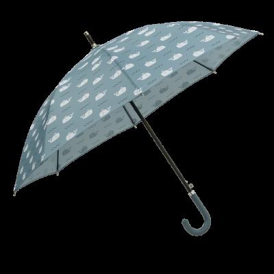Fresk Kinder Regenschirm, Walfisch