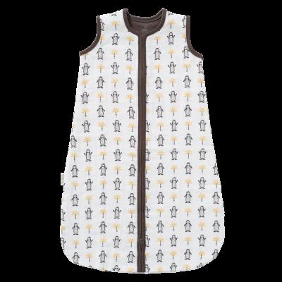 Fresk Muslin Schlafsack (TOG 1.0) 0-6 Monate, Pinguin