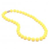 Milkii Stillkette Kaukette, Funky Pearls, Yellow
