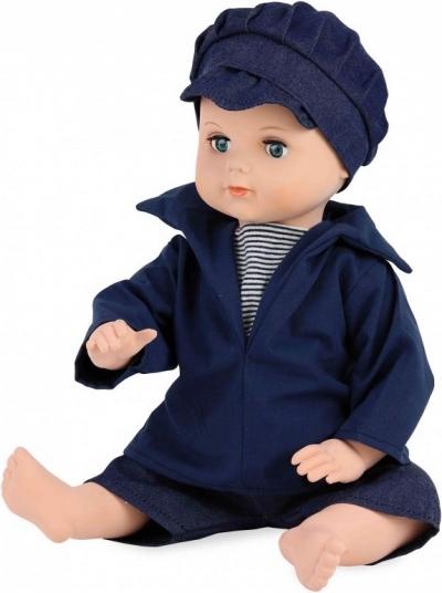 Petitcollin Puppe Marin Le Baigneur (40 cm)