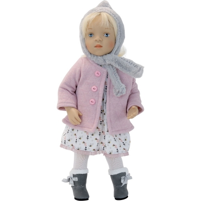 Petitcollin Puppe Ava Minouche (34 cm)