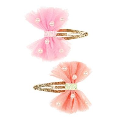 Souza for Kids Haarclip Karine pink-coral, 2 Stück